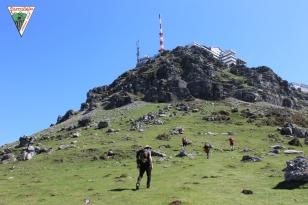 Ascenso al monte Larrun